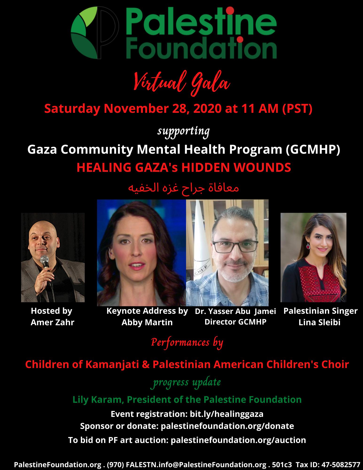 Palestine Foundation Gala
